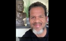 Message from NFL's Andre Reed
