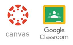 Have you made your parent/guardian Canvas or Google Classroom account?