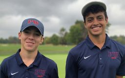 PWHS Golfer Dylan Gooneratne ties for league championship