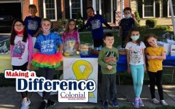 Making A Difference: Cardinal Kids from Plymouth Elementary School