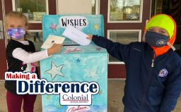Making A Difference: PW Make-A-Wish Club