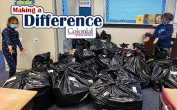 Making A Difference: Whitemarsh Elementary Holiday Gift Drive