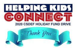 CSDEF raised $7,800+ for Helping Kids Connect