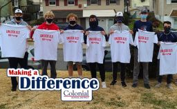 Making A Difference: PWHS Baseball Team