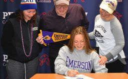 Rosenberger to play softball at Emerson College