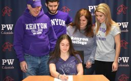 Miller to continue field hockey career at Kenyon College