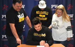 Dylan Duran to play football for Millersville University