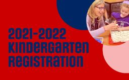 Is your kindergarten registration complete?