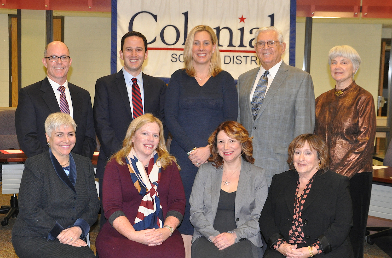 Colonial School District - Board Members
