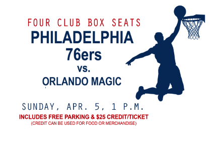 76ers vs. Magic promo