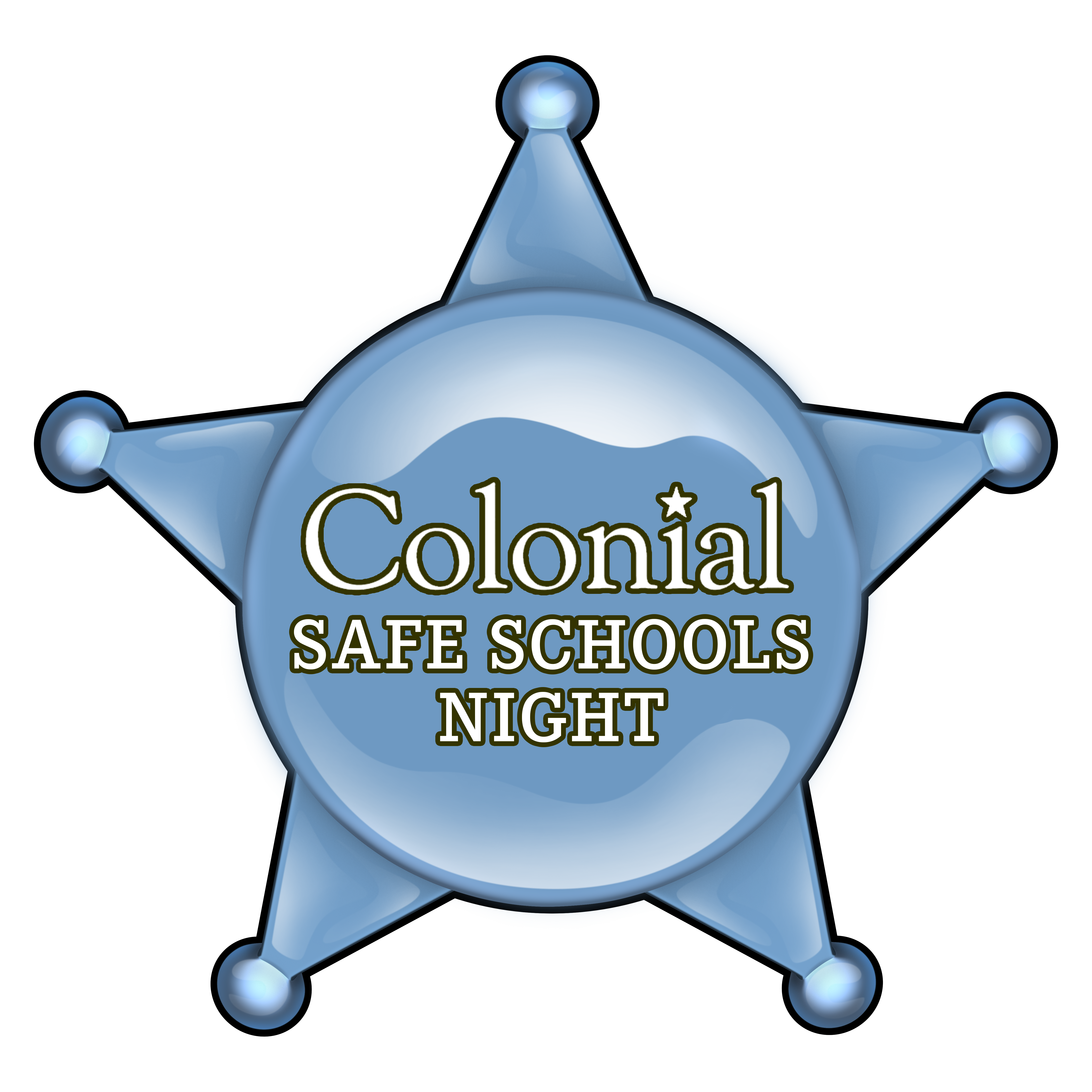 Colonial Safe Schools Night logo